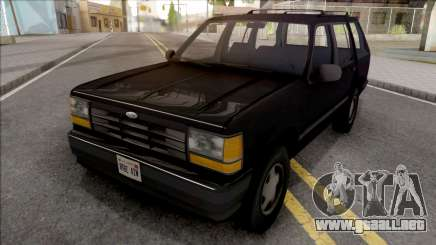 Ford Explorer 1991 para GTA San Andreas