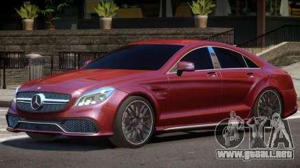 Mercedes Benz CLS 63 V1.0 para GTA 4