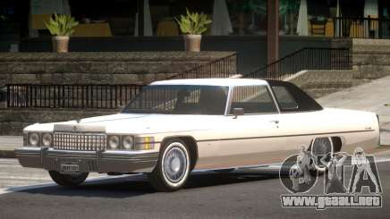 Cadillac De Ville V1.1 para GTA 4