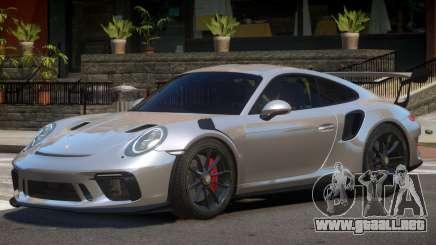 Porsche GT3 V1.1 para GTA 4
