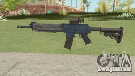 SG-553 Navy (CS:GO) para GTA San Andreas