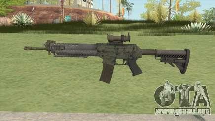 SG-553 Army Shine (CS:GO) para GTA San Andreas