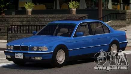 BMW 750Li V1.3 para GTA 4