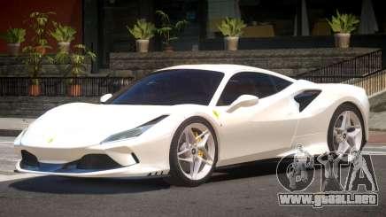 Ferrari F8 Tributo V1.0 para GTA 4