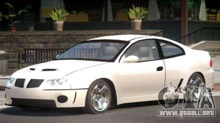 Pontiac GTO Edit para GTA 4