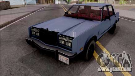 Chrysler New Yorker 1982 v2 para GTA San Andreas