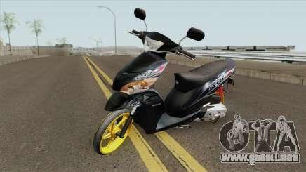 Yamaha Mio J Babylook para GTA San Andreas
