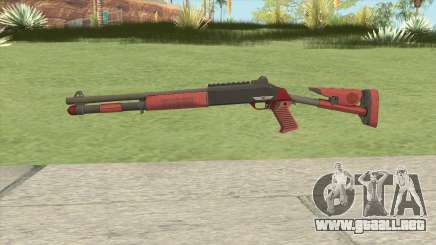 XM1014 Leather (CS:GO) para GTA San Andreas