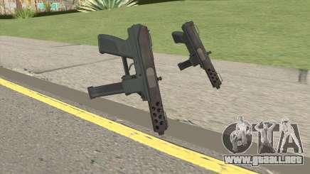 Tec-9 (CS:GO) para GTA San Andreas