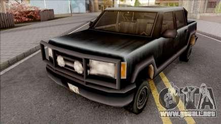 GTA 3 Cartel Cruiser for SA para GTA San Andreas