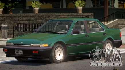 Honda Accord ST para GTA 4