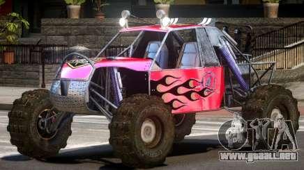 Buggy Fireball ST para GTA 4