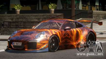 Porsche 911 GT-3 V1.0 PJ1 para GTA 4