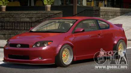 Scion TC GT Sport para GTA 4
