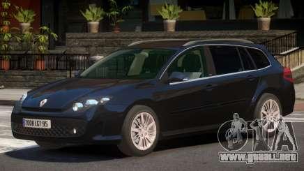 Renault Laguna 3 V1.2 para GTA 4