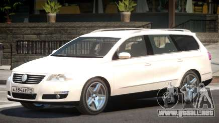 Volkswagen Passat V1.3 para GTA 4