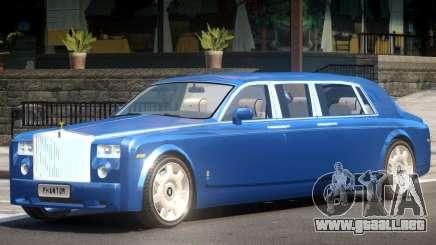 Rolls Royce Phantom LLS para GTA 4