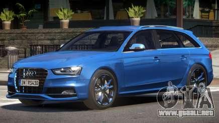 Audi S4 ST para GTA 4
