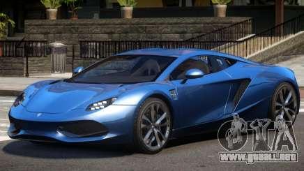 Arrinera Hussarya V1.1 para GTA 4