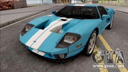 Ford GT 2005 LQ IVF para GTA San Andreas