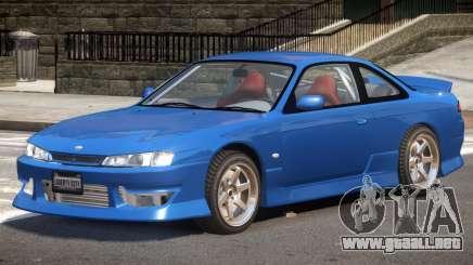 Nissan Silvia S14 V1.0 para GTA 4
