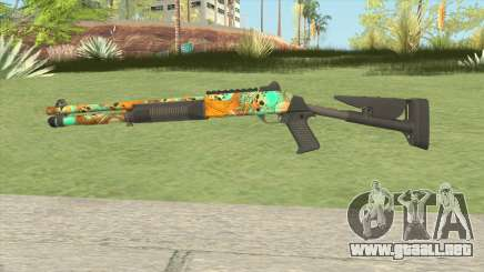 XM1014 Nuclear Skulls (CS:GO) para GTA San Andreas