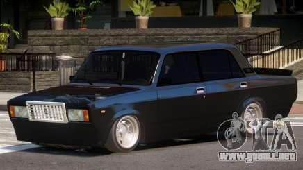 VAZ 2107 SS para GTA 4