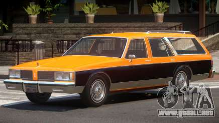 Oldsmobile Custom Cruiser V1.0 para GTA 4