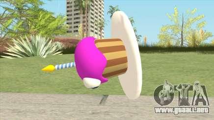 Toy Cupcake (FNaF) para GTA San Andreas