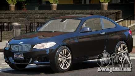BMW M235i ST para GTA 4