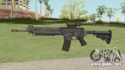SG-553 Default (CS:GO) para GTA San Andreas