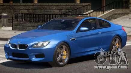BMW M6 F13 V1.0 para GTA 4