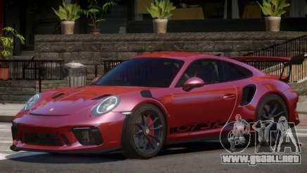 Porsche GT3 V1.2 para GTA 4