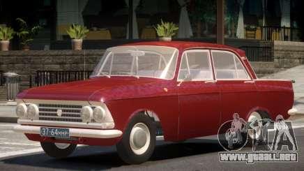 Moscvich 408 V1.0 para GTA 4