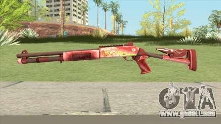 XM1014 Caritas (CS:GO) para GTA San Andreas