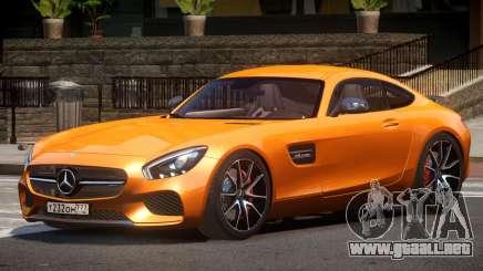 Mercedes SLS AMG GT para GTA 4