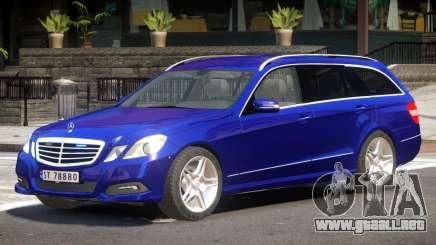 Mercedes Benz E-Class V1.0 para GTA 4
