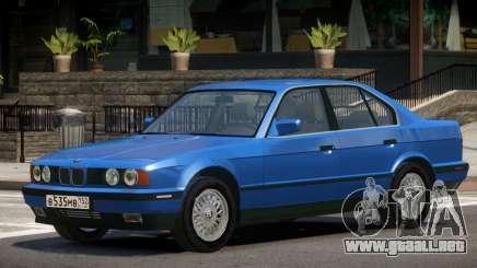 BMW 535I E34 ST V1.0 para GTA 4