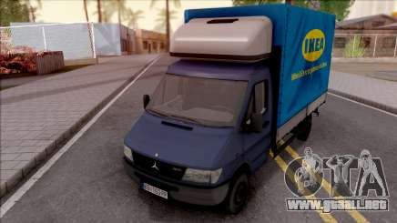 Mercedes-Benz Sprinter 312d 1999 para GTA San Andreas