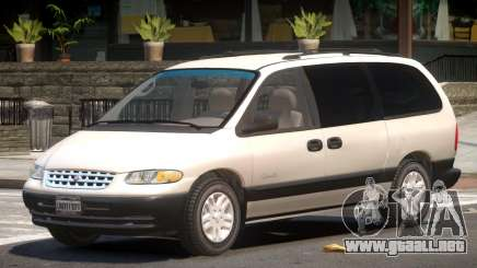 Plymouth Grand Voyager V1.0 para GTA 4