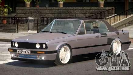 BMW E30 V1.0 para GTA 4