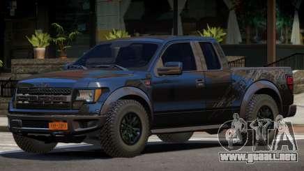 Ford F-150 ST para GTA 4