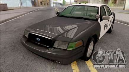 Ford Crown Victoria 2003 Not the PO-PO Version para GTA San Andreas