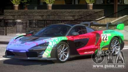McLaren Senna GT PJ3 para GTA 4