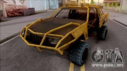 Metalframe Buggy Coupe SA Style para GTA San Andreas