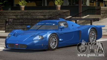 Maserati MC12 RS para GTA 4