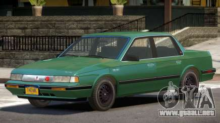 Oldsmobile Cutlass V1.0 para GTA 4