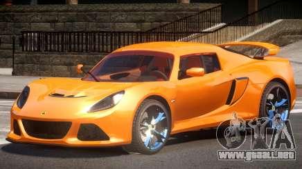 Lotus Exige GT para GTA 4
