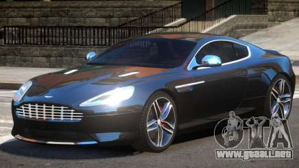 Aston Martin DB9 ST para GTA 4