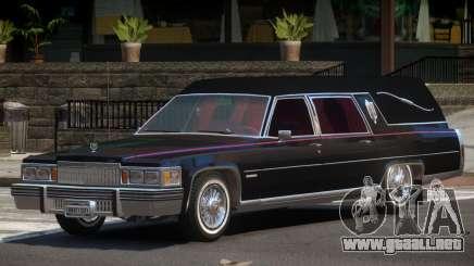 1978 Cadillac Fleetwood Hearse V1.1 para GTA 4
